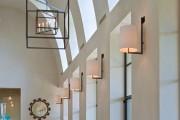 Фото 18 Кованые люстры (70+ фото): строгая изысканность в стильном интерьере