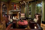 Фото 11 Кованые люстры (70+ фото): строгая изысканность в стильном интерьере