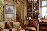Фото 17 Кованые люстры (48 фото): строгая изысканность в стильном интерьере