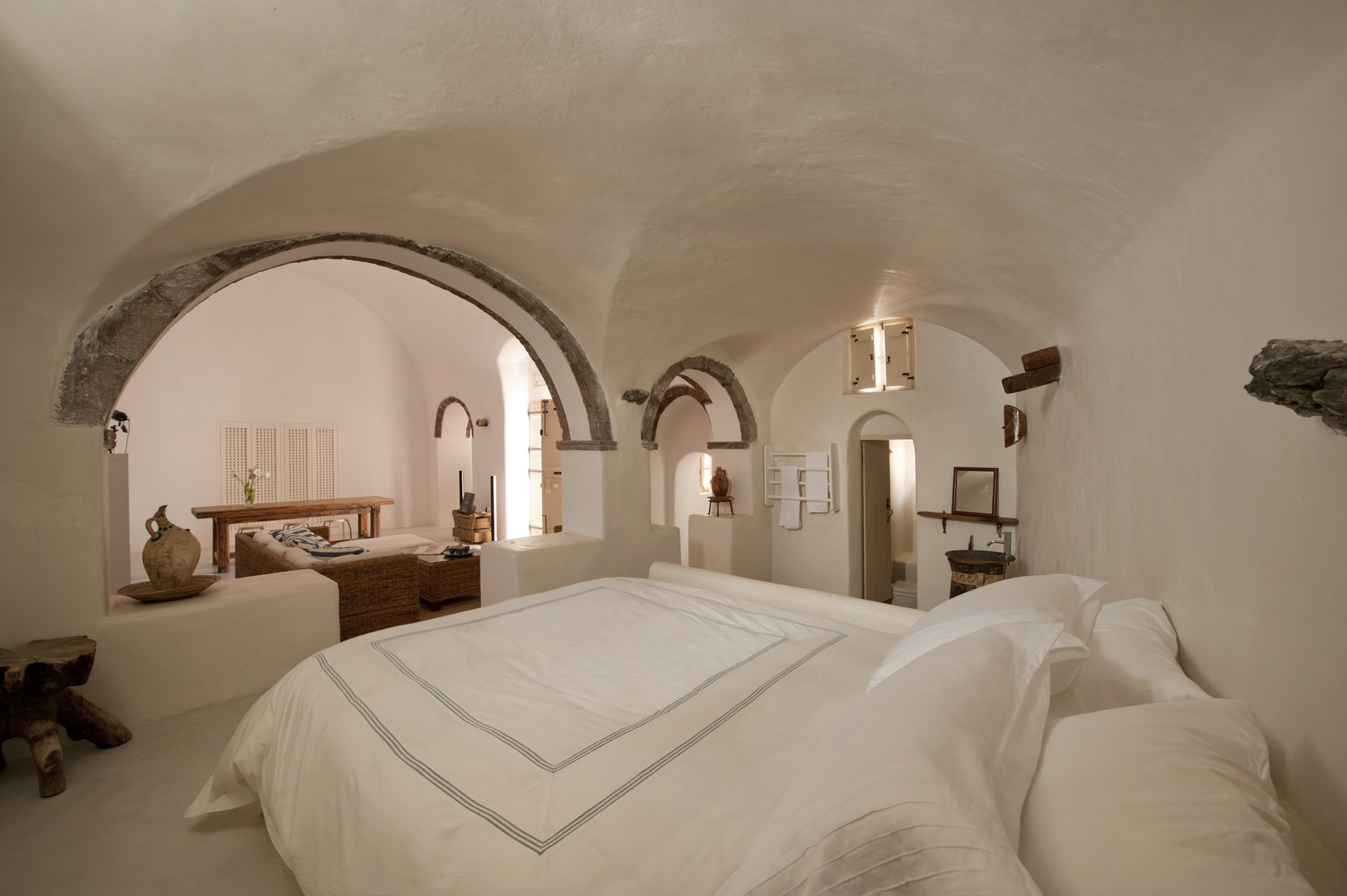 Однокомнатная квартира в греции