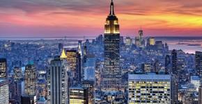 Топ-10 самых впечатляющих небоскребов мира фото