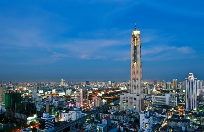 Байок Скай (309 м)- Бангкок