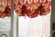 Фото 7 Австрийские шторы (55 фото): представительность и романтичность в одном решении