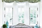 Фото 12 Австрийские шторы (55 фото): представительность и романтичность в одном решении