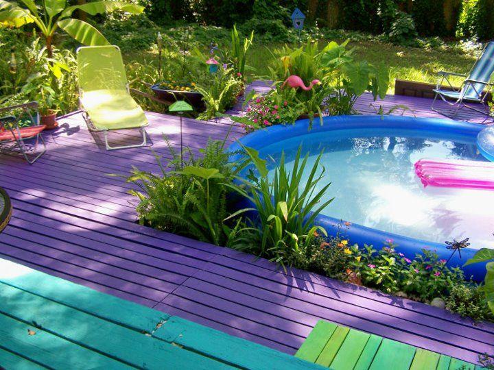 Небольшая цена позволит стать обладателем собственного небольшого бассейна