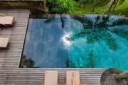 Фото 7 Бассейн на даче (72 фото): надувной, каркасный или бетонный?