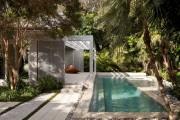 Фото 10 Бассейн на даче (72 фото): надувной, каркасный или бетонный?
