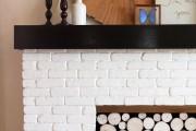 Фото 7 Фальш-камин: особенности декоративных каминов и 90+ невероятно стильных реализаций в интерьере