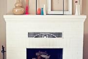Фото 19 Фальш-камин: особенности декоративных каминов и 90+ невероятно стильных реализаций в интерьере