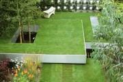 Фото 15 Ландшафтный дизайн дачного участка (106 фото): стили, варианты, идеи