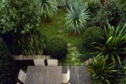 Фото 25 Ландшафтный дизайн дачного участка (106 фото): стили, варианты, идеи