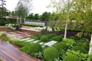 Фото 29 Ландшафтный дизайн дачного участка (106 фото): стили, варианты, идеи