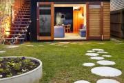 Фото 2 Ландшафтный дизайн дачного участка (106 фото): стили, варианты, идеи
