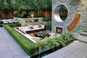 Фото 37 Ландшафтный дизайн дачного участка (106 фото): стили, варианты, идеи