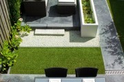 Фото 3 Ландшафтный дизайн дачного участка (106 фото): стили, варианты, идеи
