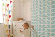 Фото 7 Детские обои для мальчиков: советы по выбору и 70 наиболее ярких и гармоничных примеров дизайна