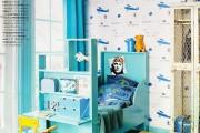Фото 28 Детские обои для мальчиков: советы по выбору и 70 наиболее ярких и гармоничных примеров дизайна
