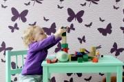 Фото 4 Детские обои для мальчиков: советы по выбору и 70 наиболее ярких и гармоничных примеров дизайна