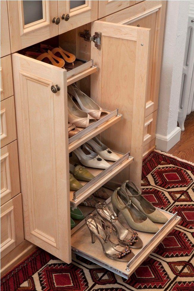 Компактная обувница своими руками 15