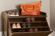 Фото 4 Обувница в прихожую (54 фото): удобно и компактно