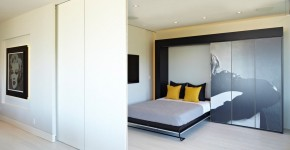 Раздвижные перегородки для зонирования пространства в комнате — 47 фото идей фото