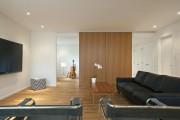 Фото 6 Раздвижные перегородки для зонирования пространства в комнате — 47 фото идей