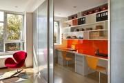 Фото 2 Раздвижные перегородки для зонирования пространства в комнате — 47 фото идей
