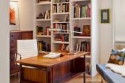 Фото 14 Письменный стол (47 фото): как выбрать хороший стол для работы
