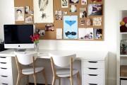 Фото 6 Письменный стол (47 фото): как выбрать хороший стол для работы