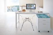 Фото 16 Письменный стол (47 фото): как выбрать хороший стол для работы