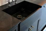 Фото 3 Раковина для кухни из искусственного камня (65+ фото): в поисках идеальной модели — советы дизайнеров