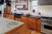 Фото 6 Раковина для кухни из искусственного камня (65+ фото): в поисках идеальной модели — советы дизайнеров