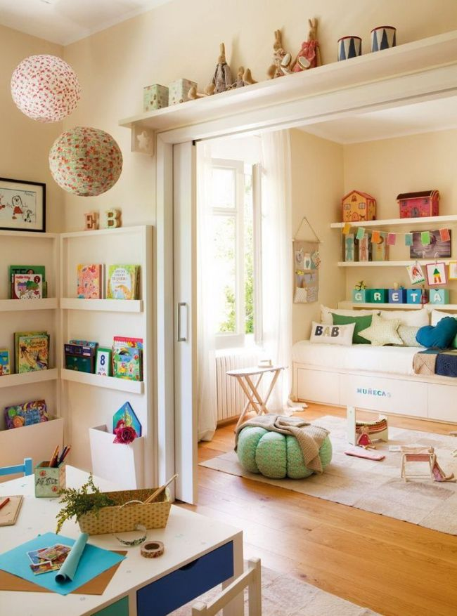 Для детской целесообразно подобрать модель, выполненную из экологически чистых материалов