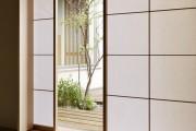 Фото 20 Раздвижные межкомнатные двери (63 фото): комфорт и функциональность