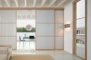 Фото 21 Раздвижные межкомнатные двери (63 фото): комфорт и функциональность