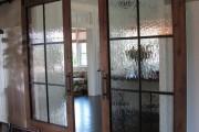 Фото 14 Раздвижные межкомнатные двери (63 фото): комфорт и функциональность