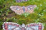 Фото 2 Садовые дорожки своими руками (45 фото): материал, форма, особенности