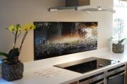 Фото 10 Скинали для кухни (46 фото): оригинальный и неповторимый интерьер кухни