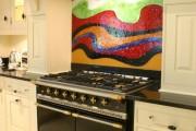 Фото 12 Скинали для кухни (46 фото): оригинальный и неповторимый интерьер кухни