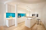 Фото 1 Скинали для кухни (46 фото): оригинальный и неповторимый интерьер кухни