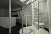 Фото 7 Винтовая лестница (50 фото): эффектные интерьерные решения