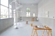 Фото 12 Винтовая лестница (50 фото): эффектные интерьерные решения