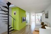 Фото 13 Винтовая лестница (50 фото): эффектные интерьерные решения