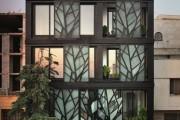 Фото 21 Витражное остекление фасадов (46 фото): практично и современно