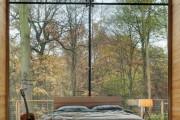 Фото 10 Витражное остекление фасадов (46 фото): практично и современно