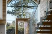 Фото 11 Витражное остекление фасадов (46 фото): практично и современно