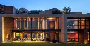 Витражное остекление фасадов (46 фото): практично и современно фото