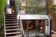 Фото 16 Витражное остекление фасадов (46 фото): практично и современно