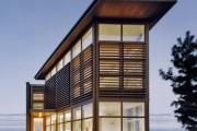 Фото 8 Витражное остекление фасадов (46 фото): практично и современно