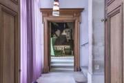 Фото 7 Фиолетовые шторы в интерьере (60+ фото): особенности настроения и выбор оттенков